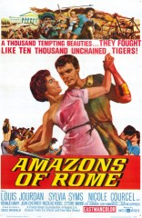 Amazons of Rome 1961 1 Sheet Poster