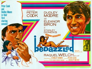 Bedazzled 1967 Quad Poster