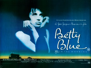 Betty Blue 1986 Quad Poster