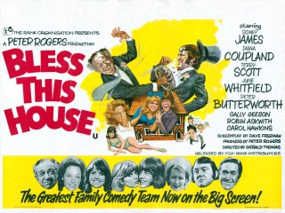 Bless this House 1972 Quad Poster