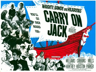 Carry on Jack 1963 Quad