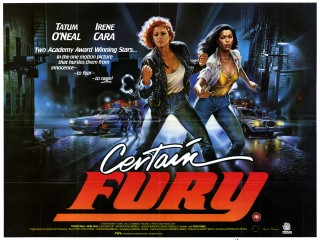 Certain Fury 1985 Quad Art R Cabaro