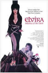 Elvira Mistress of The Dark 1988 One Sheet