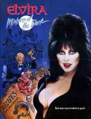 Elvira Mistress of The Dark 1988 Teaser