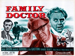 Family Doctor 1958 Quad Poster