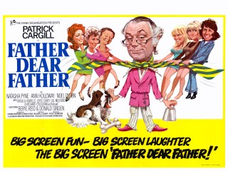 Father Dear Father 1972 Quad Poster