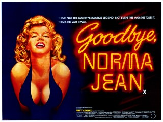 Goodbye Norma Jean 1976 Quad Poster