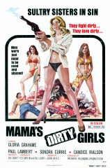 Mama's Dirty Girls 1974 US 1 Sheet Poster