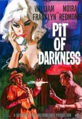Pit of Darkness 1961 1 Sheet Poster