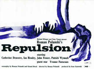 Repulsion 1965 Quad Jan Lenica