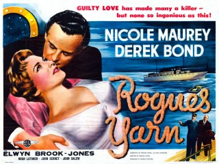 Rogues Yarn 1957 Quad UK Poster