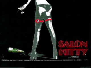 Salon Kitty 1976 Quad Poster