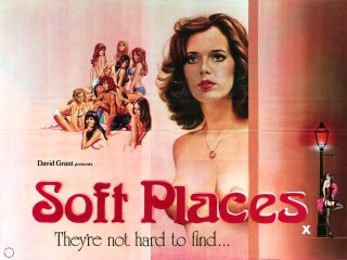 Soft Places 1975 Quad Poster