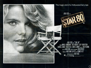 Star 80 1983 Quad British Poster
