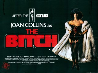 The Bitch 1979 Quad Poster