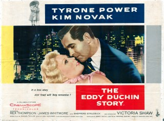 The Eddy Duchin Story 1956 UK Poster