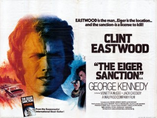 The Eiger Sanction 1975 Quad