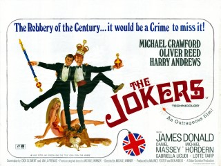 The Jokers 1967 Quad