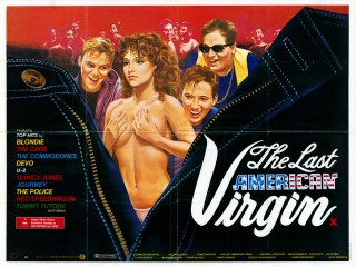 The Last American Virgin 1982 Quad Poster