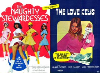 The Naughty Stewardesses 1975 The Love Keys 1971