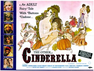 The Other Cinderella 1976 UK Quad Poster