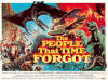 The People That Time Forgot 1977 Quad Poster