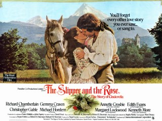 The Slipper and the Rose 1976 Quad Poster