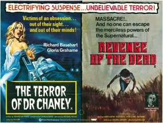 The Terror of Dr Chaney 1976 Revenge of the Dead 1977