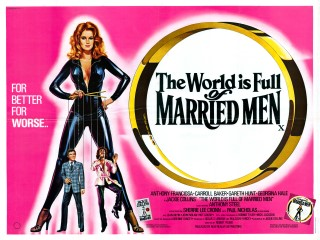 The World Is Full Of Married Men 1979 Quad Poster