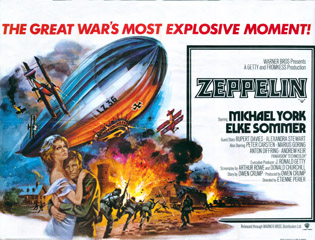 Zeppelin 1971 Quad British poster
