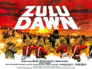 Zulu Dawn 1979 Quad Poster
