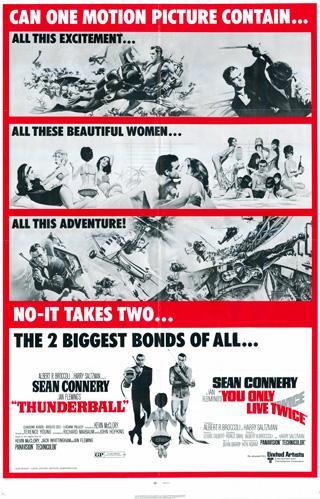 Thriller Movie Posters